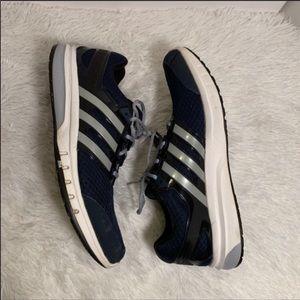 Adidas Men's Navy Tennis Shoes